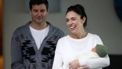 نیوزی لینڈ کی وزیراعظم نے بیٹی کا نام رکھ دیا