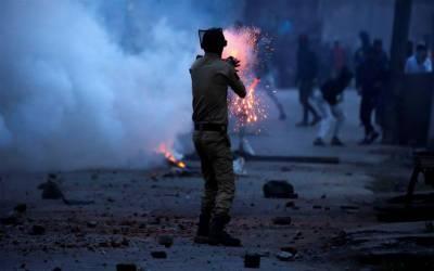 مقبوضہ کشمیر میں بھارتی فورسز کی ریاستی دہشت گردی جاری