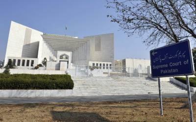 پانی قلت کیس: سپریم کورٹ نے سیکرٹریز اور وفاقی وزیر کو طلب کرلیا۔
