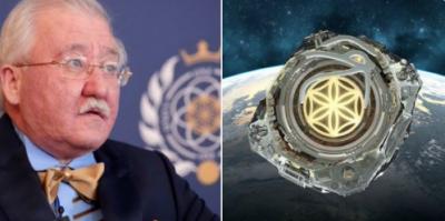 روسی سائنسدان ایشربیلی 'پہلی خلائی سلطنت' کے سربراہ منتخب