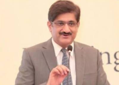شہبازشریف کو عام انتخابات قریب آتے ہی سندھ کی یاد ستانے لگی ہے۔ سید مرادعلی شاہ