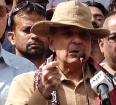 عوام کوخواب دکھانے نہیں آیا، الیکشن میں عوام نے منتخب کیا توسندھ اورکراچی کوپنجاب بنا دیں گے، شہباز شریف