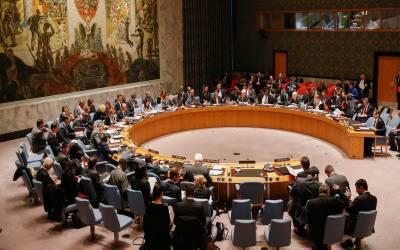 شام کے معاملے پر سلامتی کونسل کا اجلاس کل طلب