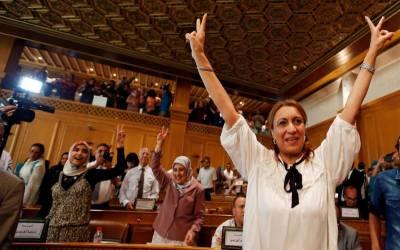 تیونس کے دارالحکومت کی پہلی بار خاتون میئر منتخب