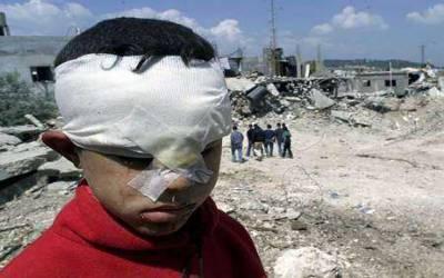 چھ ماہ میں 25ننھے فلسطینی صہیونی فرعونیت کی بھینٹ چڑھ گئے۔