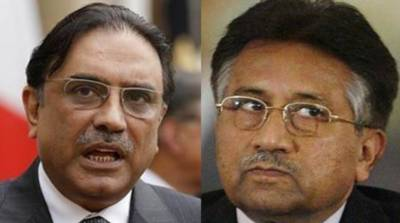 سپریم کورٹ نے پرویز مشرف اور آصف علی زرداری سے بیرون ملک اثاثوں کی تفصیلات طلب کر لیں