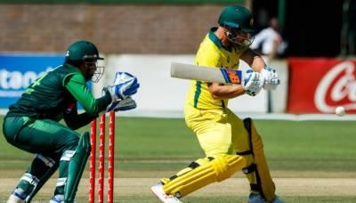 ٹیم کا مورال بلند ہے اور آسٹریلیا کے خلاف سخت مقابلہ کریں گے، سرفراز احمد