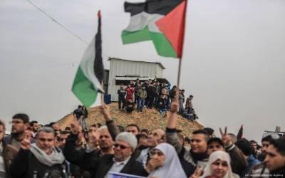 فلسطینیوں کی کفالت کیلئے دی جانیوالی رقوم میں کٹوتی ناقابل معافی جرم ہے۔