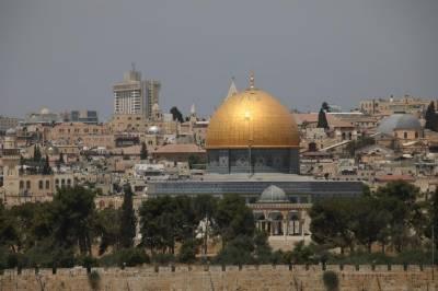 اسرائیل نے مسجد اقصیٰ سے متصل ٹائون میں تعمیرات کی منظوری دیدی۔