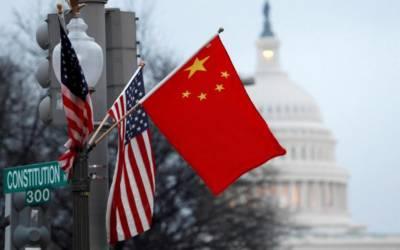 چین نے اپنے شہریوں کو امریکا کے سفر سے روک دیا۔