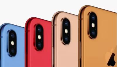 ایپل کمپنی آئی فون کے رنگین ماڈلز بھی متعارف کرنے کو تیار؟