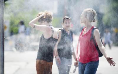 کینیڈا میں ہیٹ ویو، ہلاک ہونے والے افراد کی تعداد 54 ہوگئی۔