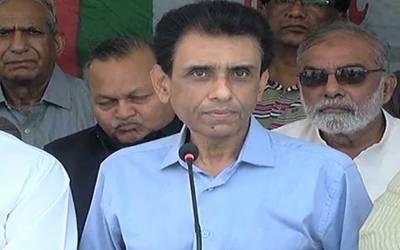 خالد مقبول سمیت ایم کیوایم کے متعدد رہنمائوں کے وارنٹ گرفتاری جاری۔
