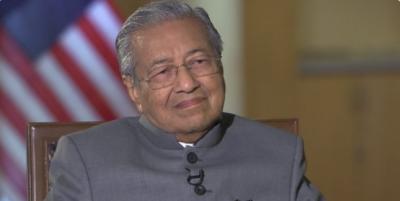 ملائیشیا کے وزیر اعظم مہاتر محمد نے کئے کرپشن کے خلاف اہم انکشافات