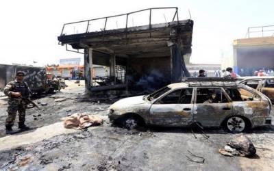 افغان شہر جلال آباد میں محکمہ تعلیم کی عمارت پر خود کش حملہ، 10 افراد جاں بحق،10 زخمی