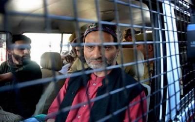 محمد یاسین ملک کی حراستی ریمانڈ میں 13جولائی تک توسیع