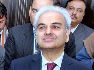 نگراں وزیراعظم کی پشاور آمد،کے پی کے کے گورنر اور وزیراعلی سے ملاقاتیں