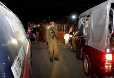 لاہور:ضعلی انتظامیہ کا ن لیگ،پی ٹی آئی کوجلسے،ریلیوں کی اجازت دینے سےانکار