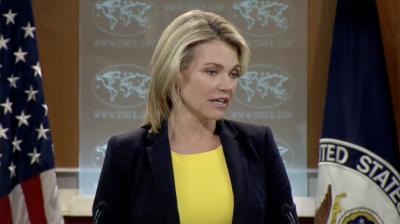 واشنگٹن:امریکی محکمہ خارجہ کی پاکستان میں انتخابی جلسوں میں دھماکوں کی مذمت