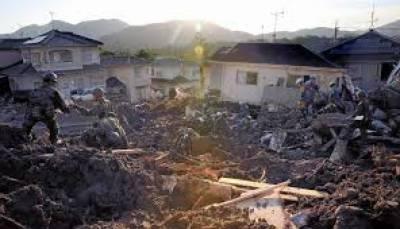 جاپان میں طوفانی بارشوں اور سیلاب سے مرنے والوں کی تعداد 200 سے تجاوز کر گئی