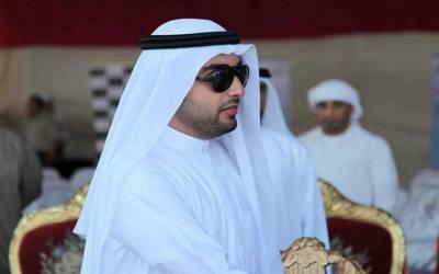 شہزادے شیخ راشد بن حمد الشرقی نے قطر کو سیاسی پناہ کی درخواست دےدی۔