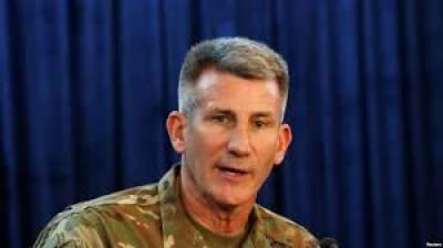 افغانستان میں امریکی کمانڈرجنرل نکلسن کی پالیسی میں تبدیلی کی تصدیق