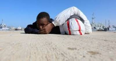 لیبیا کے شہر زوارہ میں غیر قانونی تارکین وطنوں کے ٹرک میں آٹھ تارکین وطن ہلاک ہوگئ