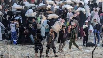 جولان:اسرائیل نےشام سےآنےوالےپناہ گزینوں کوواپس بھیج دیا،امریکی میڈیا