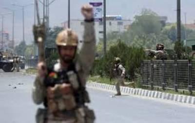 خودکش حملے اور طالبان کی سکیورٹی فورسز کے ساتھ جھڑپ میں56 افراد ہلاک