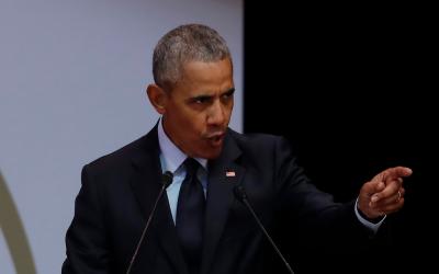 بین الاقوامی نظام اپنے وعدے پورے نہیں کر رہا۔ باراک اوباما