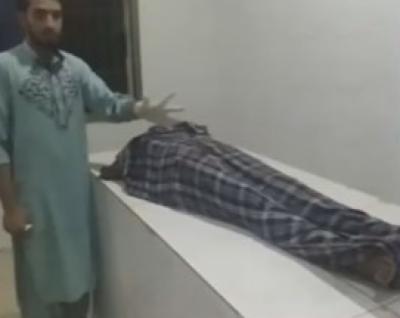 سکھر : پسند کی شادی کرنے والی لرکی پر اسرار طور پر قتل