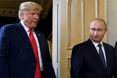 امریکی صدرڈونلڈ ٹرمپ نے کسی کی پرواہ نہ کرتے ہوئے روسی صدر پیوٹن کو امریکہ آنےکی دعوت دے دی