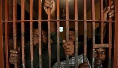 کراچی: ملک بھر کی جیلوں میں قید 80 ہزار شہری
