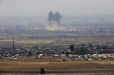 شامی باغی گولان کا قریبی علاقہ چھوڑنے پر آمادہ