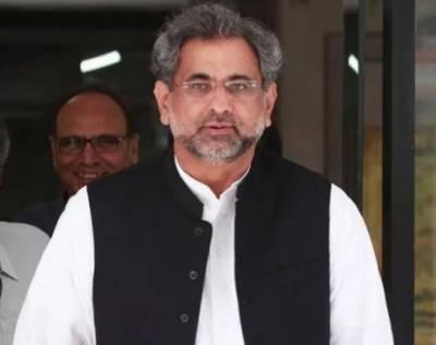 مری میں سابق وزیراعظم شاہد خاقان عباسی کی کارنرمیٹنگ میں پتھراؤ