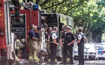 جرمنی میں ایک شخص نے بس میں چاقو سے حملہ کر دیا، چودہ افراد زخمی دو کی حالت تشویشناک