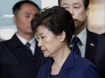 جنوبی کوریا کی عدالت نے چوبیس سال سزاکاٹنے والی سابق صدر