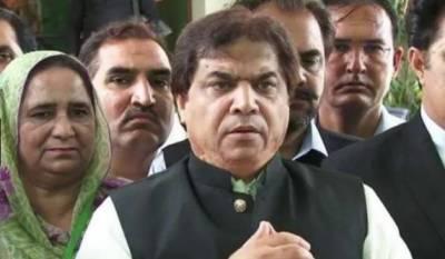 راولپنڈی: انسداد منشیات کی عدالت مسلم لیگ (ن) کے رہنما حنیف عباسی کے خلاف ایفی ڈرین کیس کا فیصلہ آج سنائے گی۔