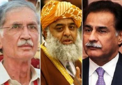 الیکشن کمیشن آف پاکستان نے سابق وزیر اعلیٰ خیبرپختونخوا پرویز خان خٹک کی جانب سے انتخابی مہم کے درمیان ناشائستہ زبان استعمال کرنے کے معاملہ کی سماعت ک