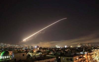 اسرائیل کی جانب سے شامی سرحد پر جدید ترین میزائل شیلڈ کا استعمال