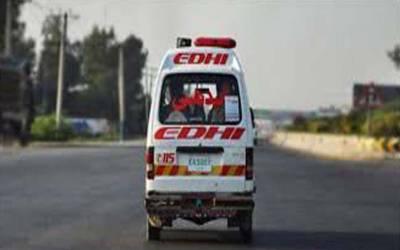 ہری پور میں ٹریفک کے حادثہ میں ماں بیٹا جاں بحق، دو خواتین سمیت 6 افراد شدید زخمی