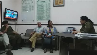 UNO International Ambassador Meet With DIG Operation Lahore.