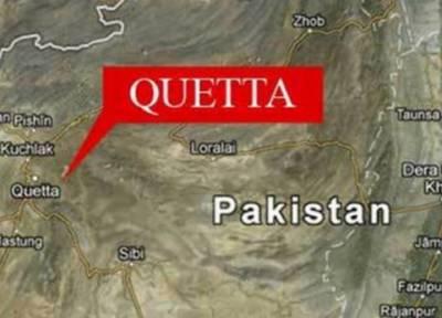 کوئٹہ:تربت مند میں نامعلوم افراد کا پولنگ سٹیشن پر راکٹ حملہ
