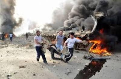 شامی علاقے السویدا میں داعش کے سلسلہ وار دہشت گردانہ حملوں میں دو سو سے زائد افراد ہلاک ہوگئ