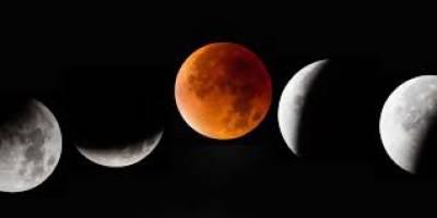 بلڈ مون نامی چاند گرہن نصف دنیا میں جزوی یا مکمل طور دیکھا جا سکے گا