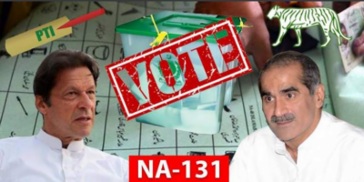 Elections 2018: Imran Khan wins NA-131 polls against Khawaja Saad Rafique