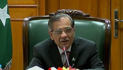 چیف جسٹس کا پی ٹی آئی نومنتخب ایم پی اے ندیم عباس بارا کو گرفتار کرنے کا حکم