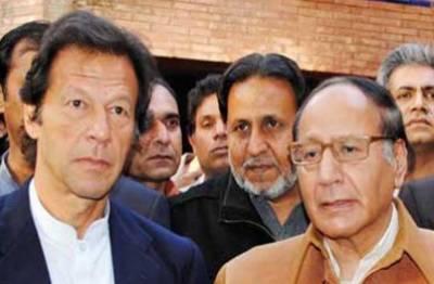 مسلم لیگ ق نے حکومت سازی میں تحریک انصاف کی حمایت کا باضابطہ اعلان کردیا