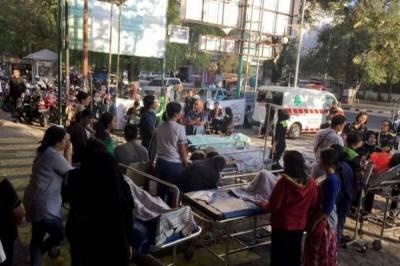 جکارتا:انڈونیشیامیں زلزلےکےبعد700کوہ پیماپہاڑی وادیوں میں پھنس گئے