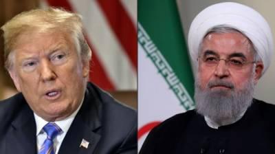 امریکی صدر ڈونلڈ ٹرمپ کی اپنے ایرانی ہم منصب حسن روحانی کو 'بغیر کسی شرائط' کے ملاقات کی پیشکش